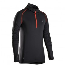 Bontrager B3 Hooded Long Sleeve ondershirt Black XXL/XXXL
