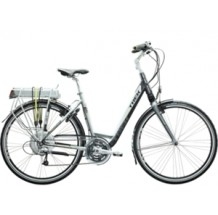 Trek T600SL+ Lowstep BLX 50cm, Slate Grey/Light Sil