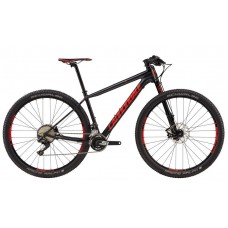 Cannondale F-Si Carbon 3 , Black / Acid red
