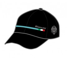 Bianchi baseball cotton cap black
