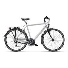 Batavus ZONAR X-LIGHT, Zilver